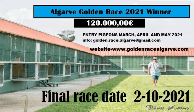 Algarve Golden Race LOTE 2- 10 (Belgium hour)